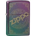 FZ Zippo Bulus Zippo Logo