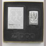 FZ Zippo Genini/Zwilling chrom*