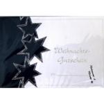 Billette Weihnachten Gutschein 11,5x17cm